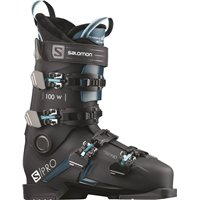 Salomon S/Pro 100 W Black/Blue 2020