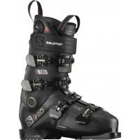 Salomon S/Pro 120 Chc Black/Belluga/Red 2020