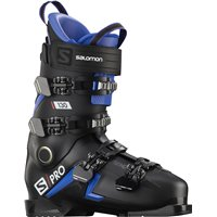 Salomon S/Pro 130 Black/Race Blue/Red 2020