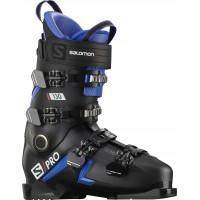 Salomon S/Pro 130 Black/Race Blue/Red 2020