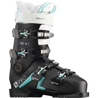 Salomon S/Pro 80 W Black/Scuba Blue/White 2020