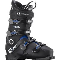 Salomon S/Pro XR IIC Black/Race Blue 2020