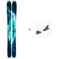 Ski Line Pandora 104 2020 + Fixations de ski19D0017.101