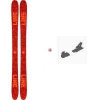 Ski Line Ruckus 2020 + Skibindungen19D0023.101.1