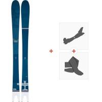 Ski Line Sakana 2020 + Fixations de ski randonnée + Peaux19D0001.101.1