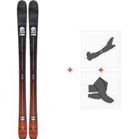 Ski Line Sick Day 94 2020 + Fixations de ski randonnée + Peaux19D0012.101.1