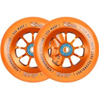 River Rapids Wheels 2-Pack 110mm Orange Complete 2018