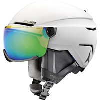 Atomic Savor Visor Stereo Plus White 2020