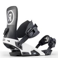 Fixation Snowboard Ride LTD Black 2020