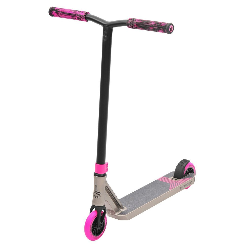 Triad Scooter Completes Infraction 2019