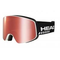 Head Horizon Tvt Race Red + Sparelens 2020