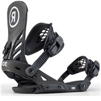 Fixation Snowboard Ride EX Black 2020