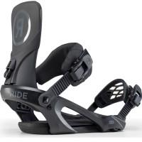 Fixation Snowboard Ride KX Black 2020