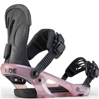 Fixation Snowboard Ride LXH Rose 2020