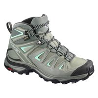 Salomon Shoes X Ultra 3 Mid Gtx W Shad/Castor Gr 2019