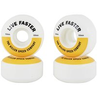 Killer Classic Cut Skateboard Wheels 4-Pack 2019
