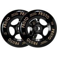 Proto Gripper Pro scooter wheels 2-Pack Black 2019