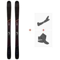 Ski Head Kore 99 W 2020 + Fixations de ski randonnée + Peaux315479