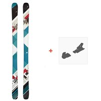 Ski Head The Show 79 2020 + Fixations de ski315549