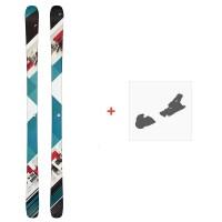 Ski Head The Show 79 2020 + Fixations de ski315549