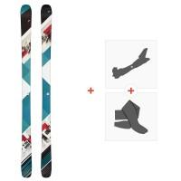 Ski Head The Show 79 2020 + Fixations de ski randonnée + Peaux315549