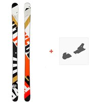 Ski Head Caddy 84 2020 + Fixations de ski315529