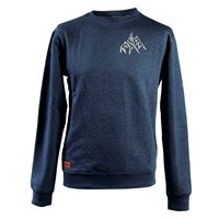 Jones Sweatshirt Davos Crew Navy H 2020