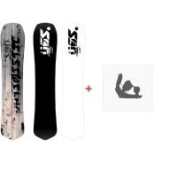 Snowboard Yes Optimistic 2020 + Snowboard BindungenSY20010