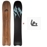 Jones Snowboard Hovercraft 2020 + Fixations de snowboardSJ200165
