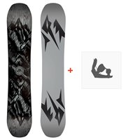 Jones Snowboard Ultra Mountain Twin 2020 + Snowboard BindungenSJ200140