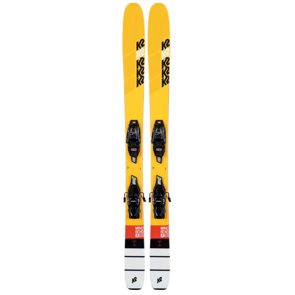 Ski K2 Mindbender JR 2020