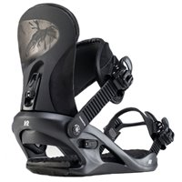 Fixation Snowboard K2 Cassette Black 2020