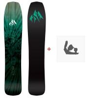 Jones Snowboard Women'S Mind Expander 2020 + Fixations de snowboardSJ200260