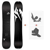 Jones Splitboards Carbon Solution 2020 + Fixations de Splitboard + PeauxSJ200203