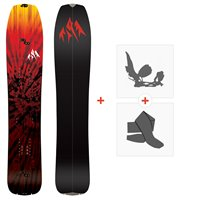 Jones Splitboards Mind Expander 2020 + Fixations de Splitboard + PeauxSJ200234