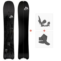 Jones Splitboards Ultracraft 2020 + Fixations de Splitboard + PeauxSJ200229