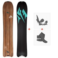 Jones Splitboards Women'S Hovercraft 2020 + Splitboard Bindungen + FelleSJ200275