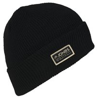 Jones Beanie Arlberg Heather Blk 1Size 2020