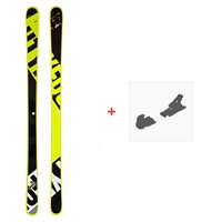Ski Head Frame Wall 84 2020 + Fixations de ski315509