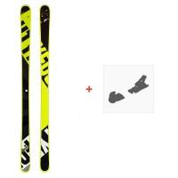 Ski Head Frame Wall 84 2020 + Fixations de ski315509