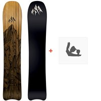 Jones Snowboard Ultracraft 2020 + Snowboard Bindungen