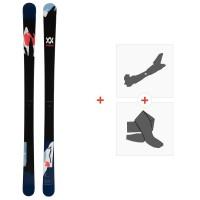 Ski Volkl Bash 86 2020 + Fixations de Ski Randonnée + Peaux119444