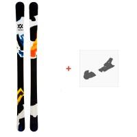 Ski Volkl Revolt 86 2020 + Fixations de ski119442