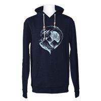 Jones Hoodie Surf Series Navy H. 2020