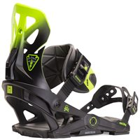 Fixation Snowboard Now Brigade Black/Green 2020