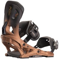 Fixation Snowboard Now Drive Brown 2020