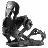 Fixation Snowboard Now X Yes Black/White 2020