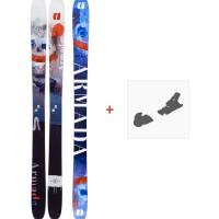 Ski Armada Arv 106 2020 + Fixations de skiRA0000114
