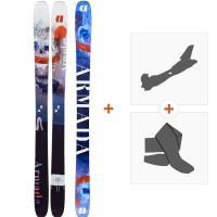 Ski Armada Arv 106 2020 + Touring bindingsRA0000114
