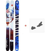 Ski Armada Arv 116 JJ 2020 + Fixations de skiRA0000120